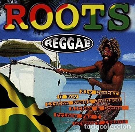 VARIOS. ROOTS REGGAE. DISKY DC 889992 CD 1998 NETHERLAND PRINCE FAR I, GLADIATORS, U ROY, BIG YOUTH (Música - CD's Reggae)