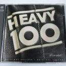 CDs de Música: HEAVY 100 VOL.3 CD X2. Lote 117447787
