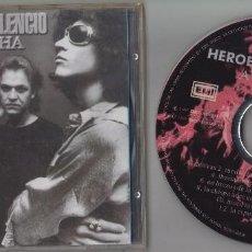 CDs de Música: HÉROES DEL SILENCIO CD AVALANCHA 1997 EMI COLOMBIA. Lote 179520811