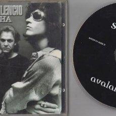 CDs de Música: HÉROES DEL SILENCIO CD AVALANCHA 1995 PRIMERA EDICIÓN MÉXICO. Lote 117478763