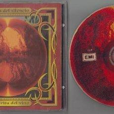 CDs de Música: HÉROES DEL SILENCIO CD EL ESPÍRITU DEL VINO 1993 HECHO EN MÉXICO 219. Lote 117481995
