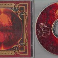 CDs de Música: HÉROES DEL SILENCIO CD EL ESPÍRITU DEL VINO 1993 EDICIÓN CANADÁ 219. Lote 117482743