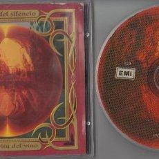 CDs de Música: HÉROES DEL SILENCIO CD EL ESPÍRITU DEL VINO 1993 MADE IN CANADA 219. Lote 117483035