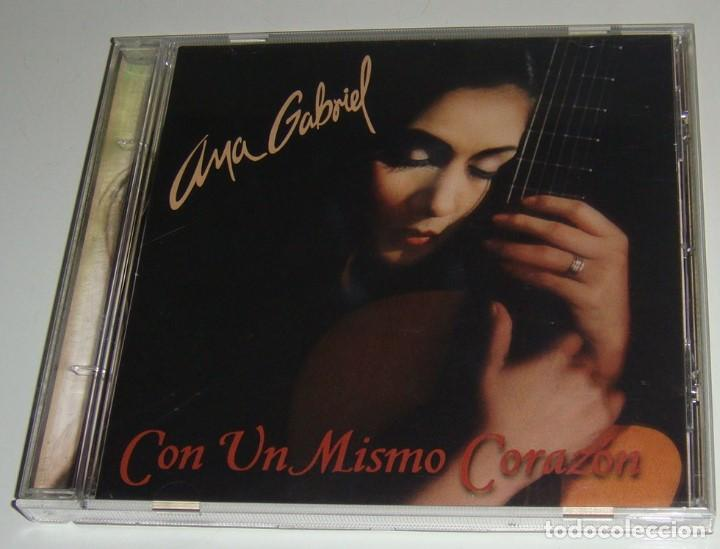 Cd Ana Gabriel Con Un Mismo Corazon Hecho Sold Through Direct Sale 117514699