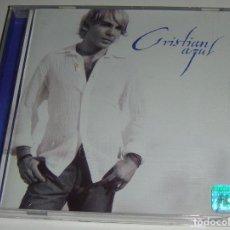 CDs de Música: CD - CRISTIAN - AZUL - HECHO EN VENEZUELA - CRISTIAN. Lote 117552035