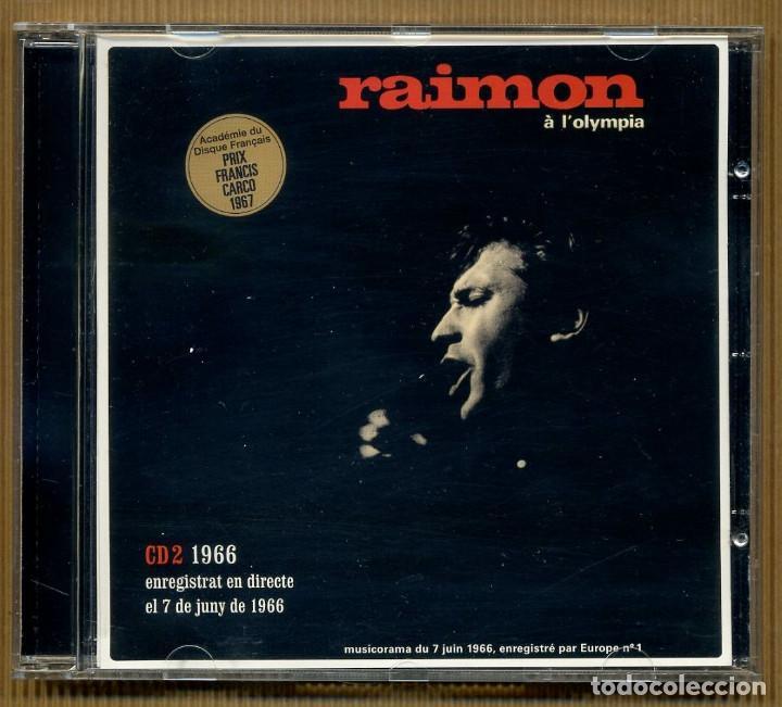 2 CD - RAIMON A L'OLYMPIA (Música - CD's Otros Estilos)
