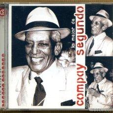 CDs de Música: CD - COMPAY SEGUNDO. Lote 117560583