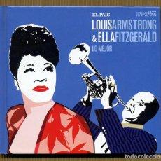 CDs de Música: CD - LOUIS ARMSTRONG & ELLA FITZGERALD . Lote 117566471