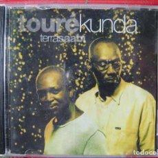 CDs de Música: ETNICA.SENEGAL.TOURE KUNDA.TERRA SAABI....DIFICIL. Lote 117576263