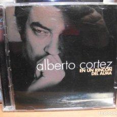 CDs de Música: ALBERTO CORTEZ EN UN RINCON DEL ALMA CD DOBLE 2001. Lote 117582459