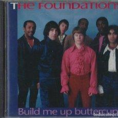 CDs de Música: THE FOUNDATIONS CD GARAGE ROCK **(ATENCION COMPRA MINIMA 15 EUR). Lote 117585539