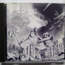 CDs de Música: BLAZEMTH. FATHERLAND. CD ABSTRACT EMOTIONS AE006. ESPAÑA 1996. BLACK METAL. CATALUÑA.. Lote 117680607