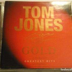 CDs de Música: TOM JONES-GREATEST HITS. Lote 117755103