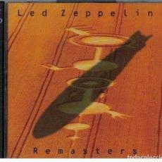 CDs de Música: LED ZEPPELIN-CD DOBLE REMASTERS. Lote 117755327