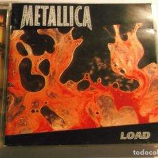 CDs de Música: METALLICA-LOAD. Lote 117755947