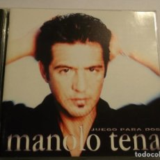 CDs de Música: MANOLO TENA-JUEGO PARA DOS. Lote 117756947