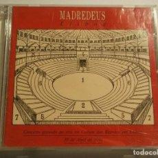 CDs de Música: MADREDEUS-LISBOA 2 CD. Lote 147580814