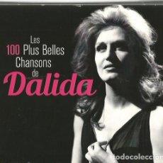 CDs de Música: 5 CD BOX : DALIDA : LES 100 PLUS BELLES CHANSONS DE DALIDA . Lote 117771283