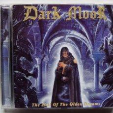 CDs de Música: DARK MOOR. THE HALL OF THE OLDEN DREAMS. CD ARISE RECORDS 021. ESPAÑA 2000. POWER METAL. SINFÓNICO.. Lote 117777567