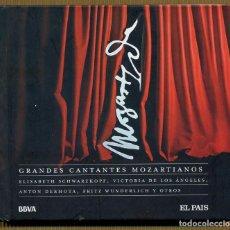 CDs de Música: 250 ANIVERSARIO MOZART CANTANTES MOZARTIANOS - EL PAIS Nº 24. Lote 117842467