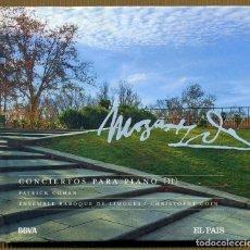 CDs de Música: 250 ANIVERSARIO MOZART CONCIERTO PARA PIANO - EL PAIS Nº 17. Lote 117842971