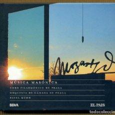 CDs de Música: 250 ANIVERSARIO MOZART MUSICA MASÓNICA - EL PAIS Nº 16. Lote 117843219