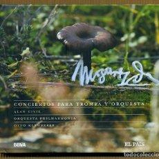 CDs de Música: 250 ANIVERSARIO MOZART TROMPA Y ORQUESTA - EL PAIS Nº 15. Lote 117843435