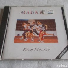 CDs de Música: MADNESS KEEP MOVING. Lote 117856599