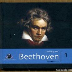CDs de Música: COLECCION ROYAL PHILHAMONIC ORCHESTRA Nº 1 - BEETHOVEN. Lote 117859363