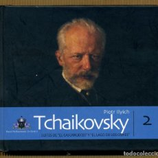 CDs de Música: COLECCION ROYAL PHILHAMONIC ORCHESTRA Nº 2 - TCHAIKOVSKY. Lote 117859519
