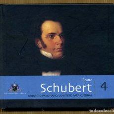 CDs de Música: COLECCION ROYAL PHILHAMONIC ORCHESTRA Nº 4 - SCHUBERT. Lote 117859647