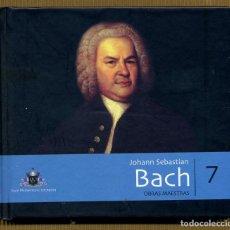 CDs de Música: COLECCION ROYAL PHILHAMONIC ORCHESTRA Nº 7 - BACH. Lote 117859871