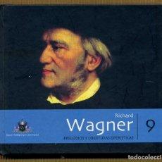 CDs de Música: COLECCION ROYAL PHILHAMONIC ORCHESTRA Nº 9 - WAGNER. Lote 117860019