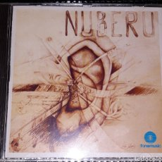 CDs de Música: NUBERU - NUBERU. Lote 117871652