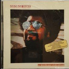 CDs de Música: GEORGE DUKE A BRAZILIAN LOVE AFFAIR. Lote 117929544