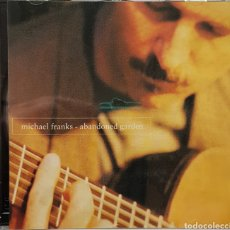 CDs de Música: MICHAEL FRANKS ABANDONED GARDEN. Lote 117932135