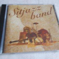 CDs de Música: SITJAZZ BAND. Lote 117937779