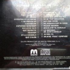 CDs de Música: RUMBA PARA BAILA MIX 1992. Lote 117940891