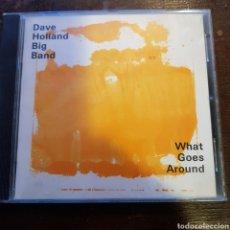 CDs de Música: DAVE HOLLAND BIG BAND. WHAT GOES AROUND. CD. ECM. 2002. Lote 117968688