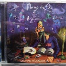 CDs de Música: MÄGO DE OZ. LA LEYENDA DE LA MANCHA. CD LOCOMOTIVE LM-020 CD. ESPAÑA 1998.. Lote 118003479