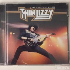 CDs de Música: THIN LIZZY - THE HERO AND THE MADMAN CD 2002. Lote 118029111