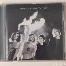 CDs de Música: HOLE - CELEBRITY SKIN CD 1998. Lote 118029207