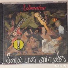 CDs de Música: EXTREMODURO- SOMOS UNOS ANIMALES CD PRECINTADO. Lote 118030667