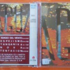 CDs de Música: AGUA CD AGUA LA ROSA RECORDS 1992 10 TEMAS. Lote 118071375