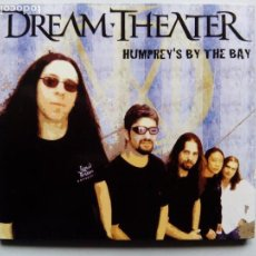 CDs de Música: DREAM THEATER. HUMPREY'S BY THE BAY. CD UNOFFICIAL . LIVE USA 2003.. Lote 118071535