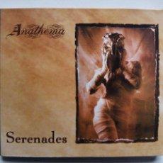 CDs de Música: ANATHEMA. SERENADES. CD DIGIPACK PEACEVILLE CDVILED34. UK 2003. DEATH METAL.. Lote 118072663