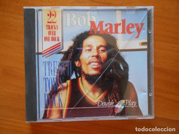 CD BOB MARLEY - TRENCHTOWN ROCK (H6) (Música - CD's Reggae)