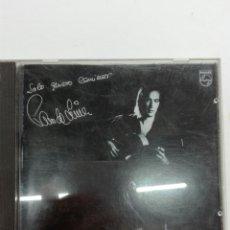 CDs de Música: PACO DE LUCÍA SOLO QUIERO CAMINAR. Lote 158782718