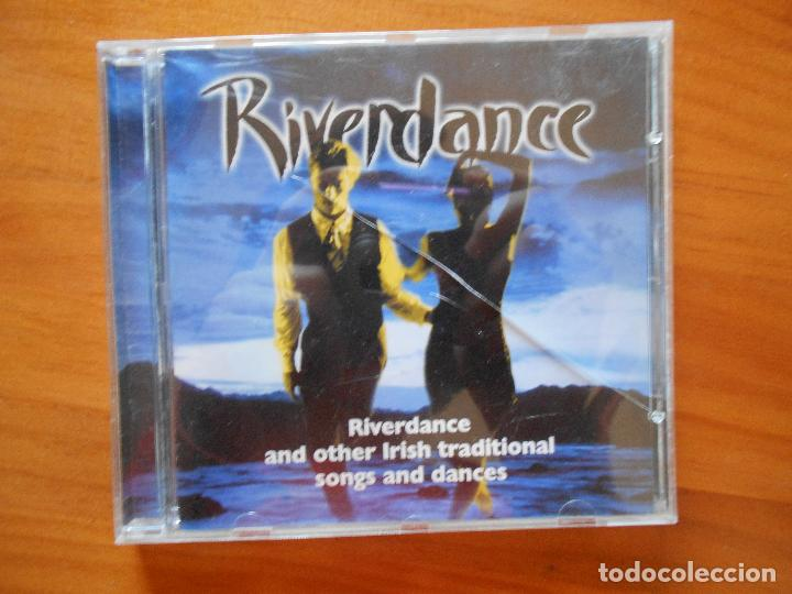 CD RIVERDANCE - RIVERDANCE AND OTHER IRISH TRADITIONAL SONGS AND DANCES (N6)