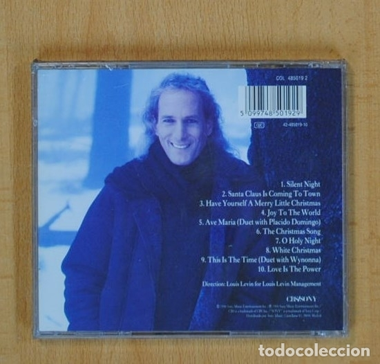 cds de msica michael bolton this is the time the christmas album cd - Michael Bolton Christmas